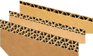 Fábrica de cartón corrugado