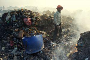 La isla de Tirafushi, vertedero natural de plásticos