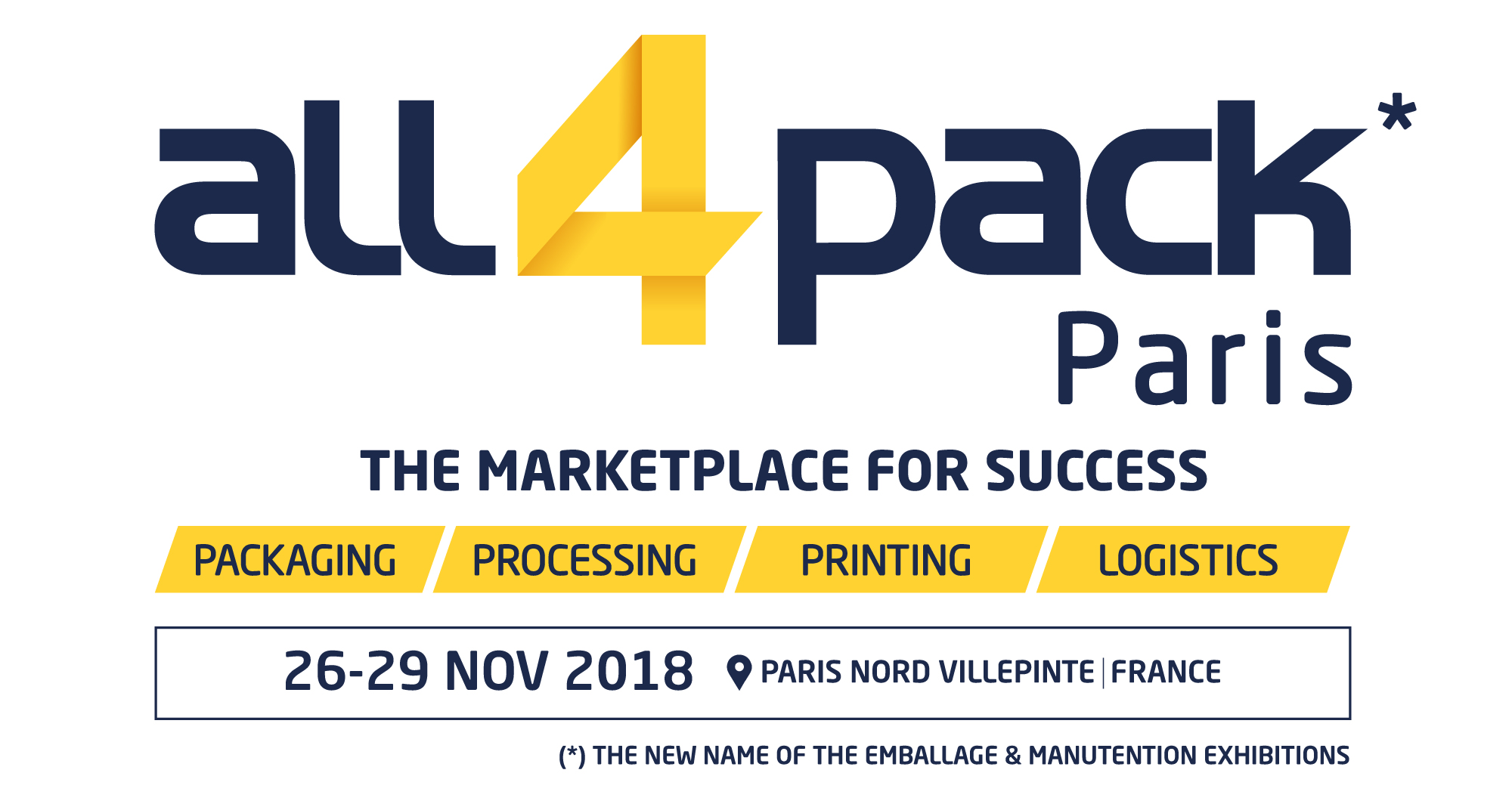 Salón internacional del Packaging en Paris