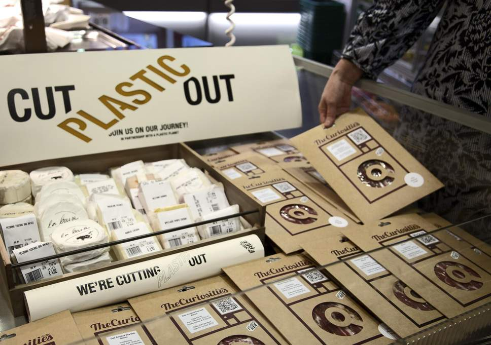 Free From Plastics Packaging is coming to Barcelona!  | Foto The Independent