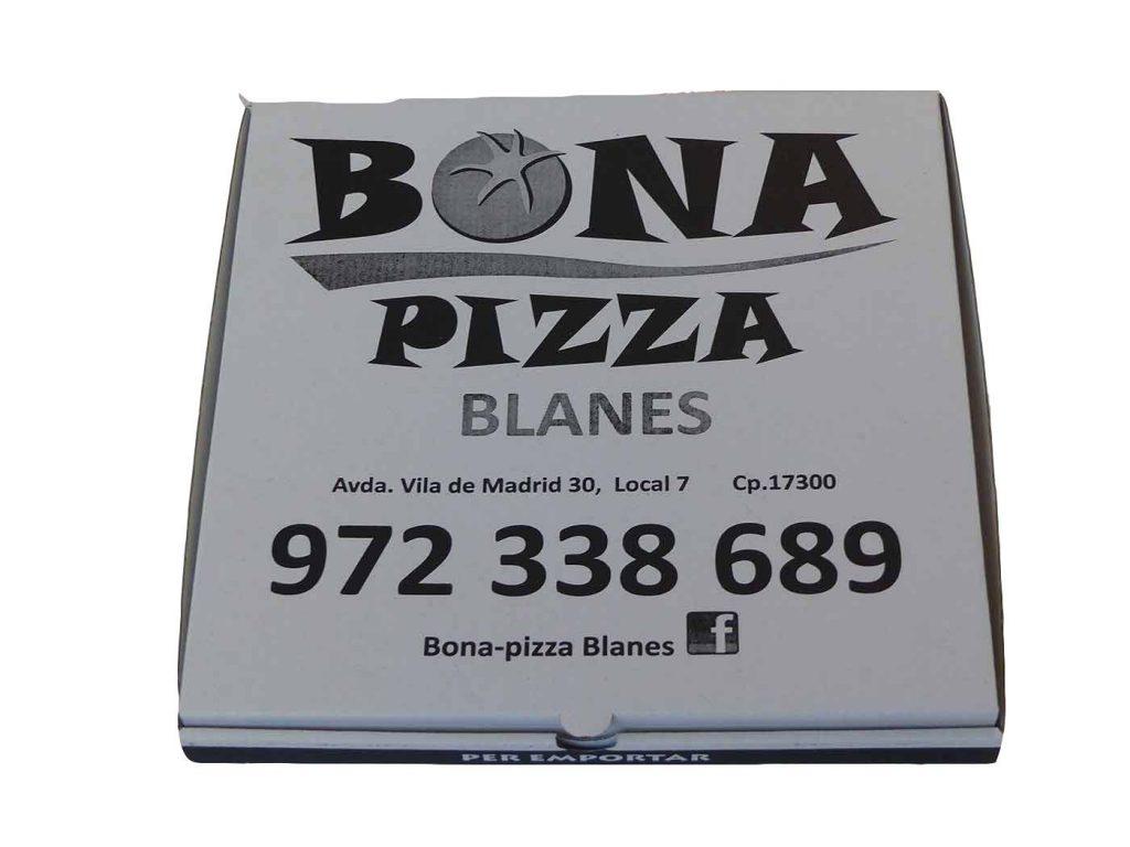 Cajas para pizza 40×40 | Cajas para entrega de Pizzas