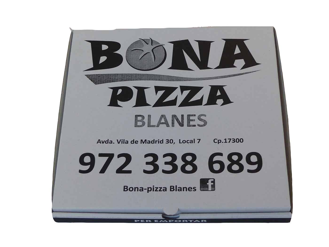 Cajas para pizza