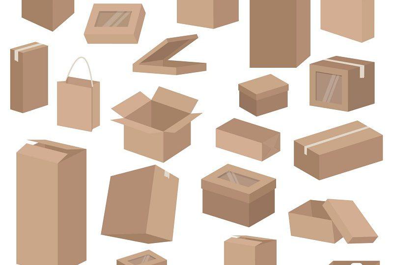 Cosas a hacer con las cajas de cartón que llegan a nuestros hogares