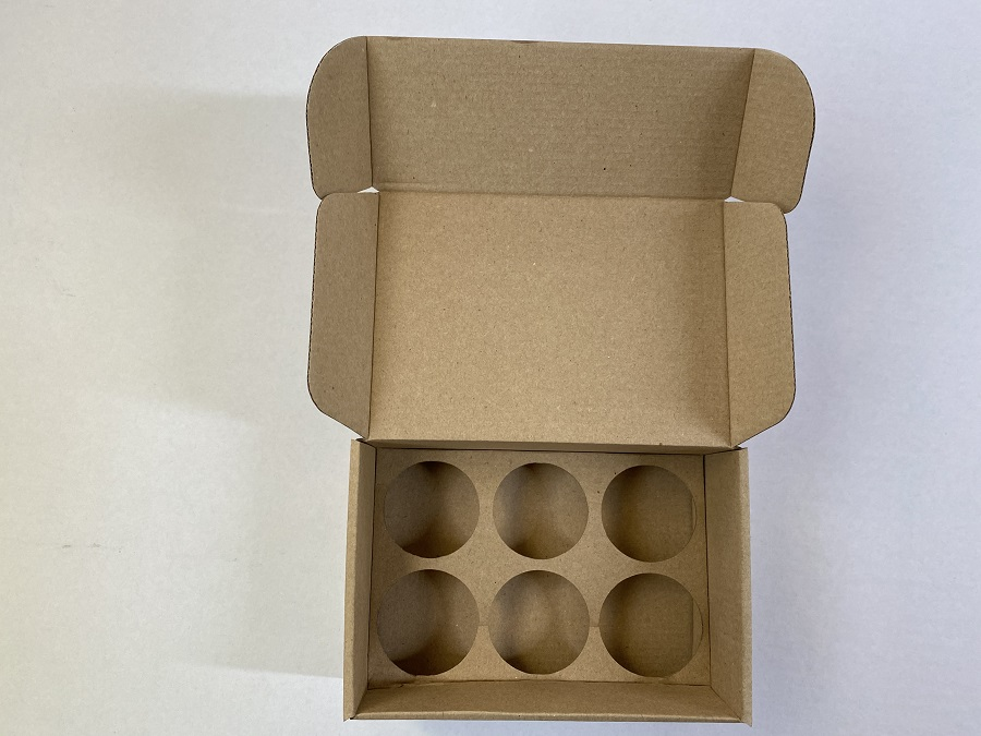Cajas para huevos